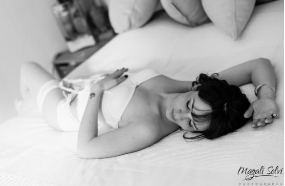 Séance photo boudoir à Nice