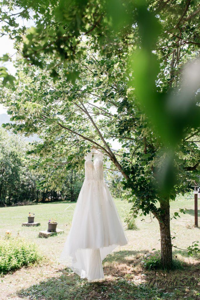 Photographe mariage à la montagne