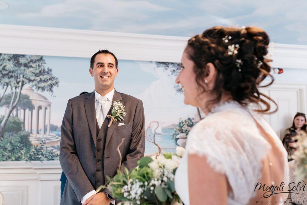 Mariage mairie St laurent du Var