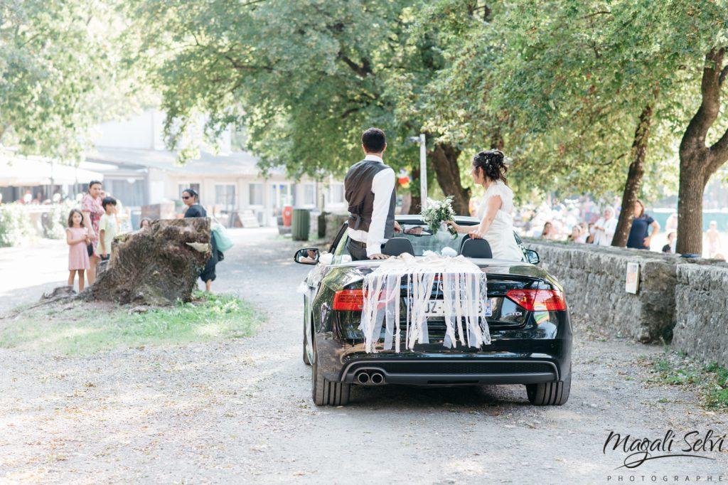 Mariage Sucré salé la colle sur loup