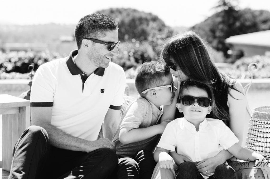 Reportage photo famille Alpes Maritimes Magali Selvi
