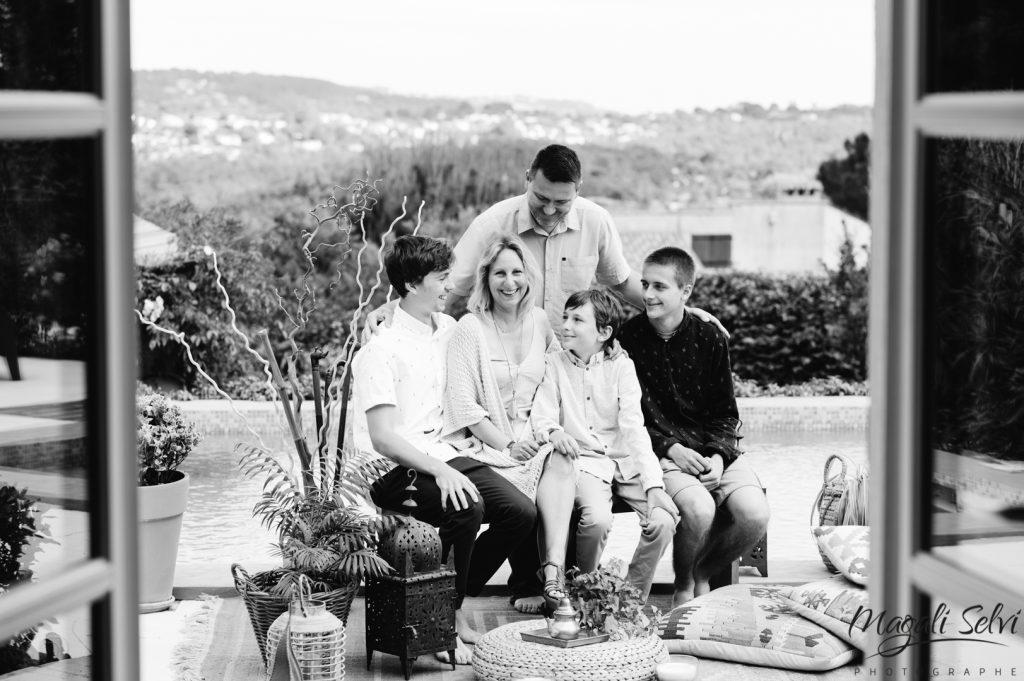 Séance photo famille Alpes Maritimes Magali Selvi