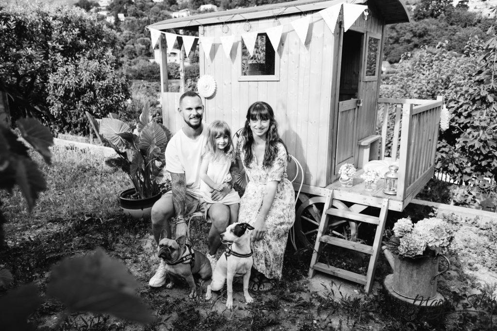 Photographe famille nice Magali Selvi