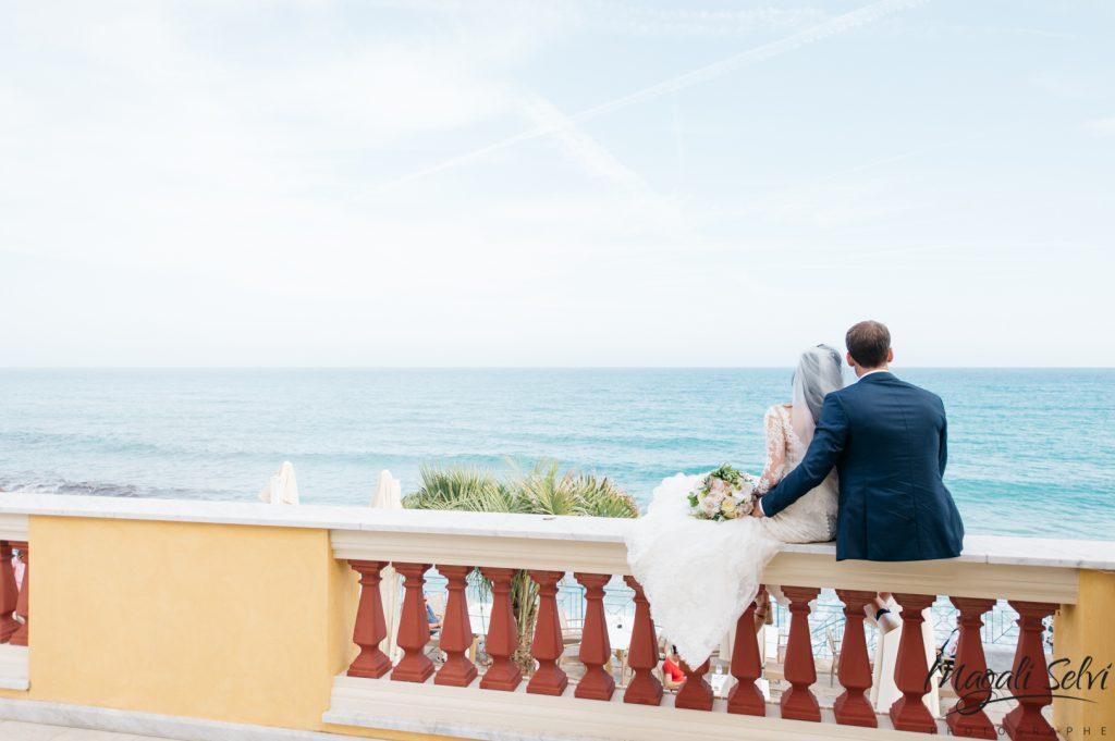 Photographe mariage Eva beach Magali Selvi
