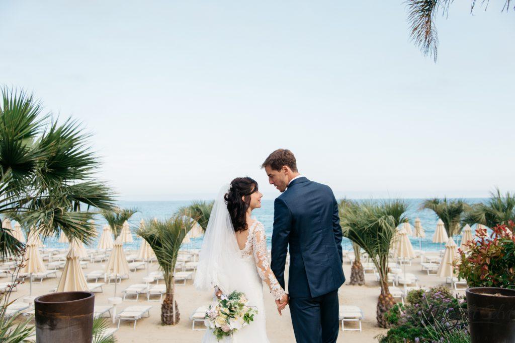 Reportage photo mariage sur les Alpes Maritimes Magali Selvi