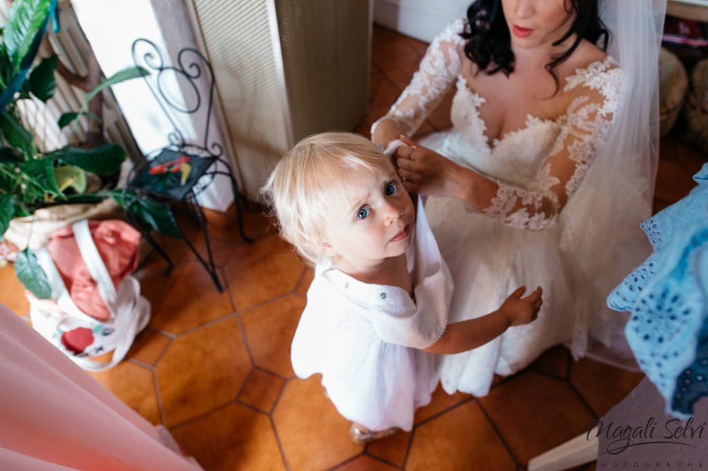 Reportage photo mariage ville franche sur mer