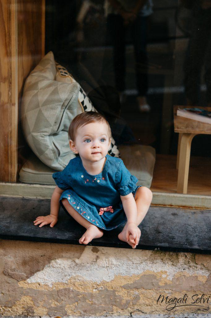 Reportage photo enfant alpes maritimes