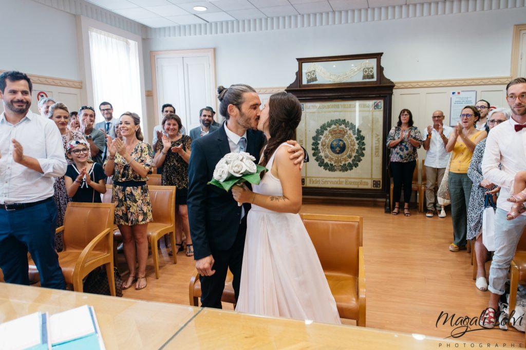 Reportage photo mariage Anrtibes