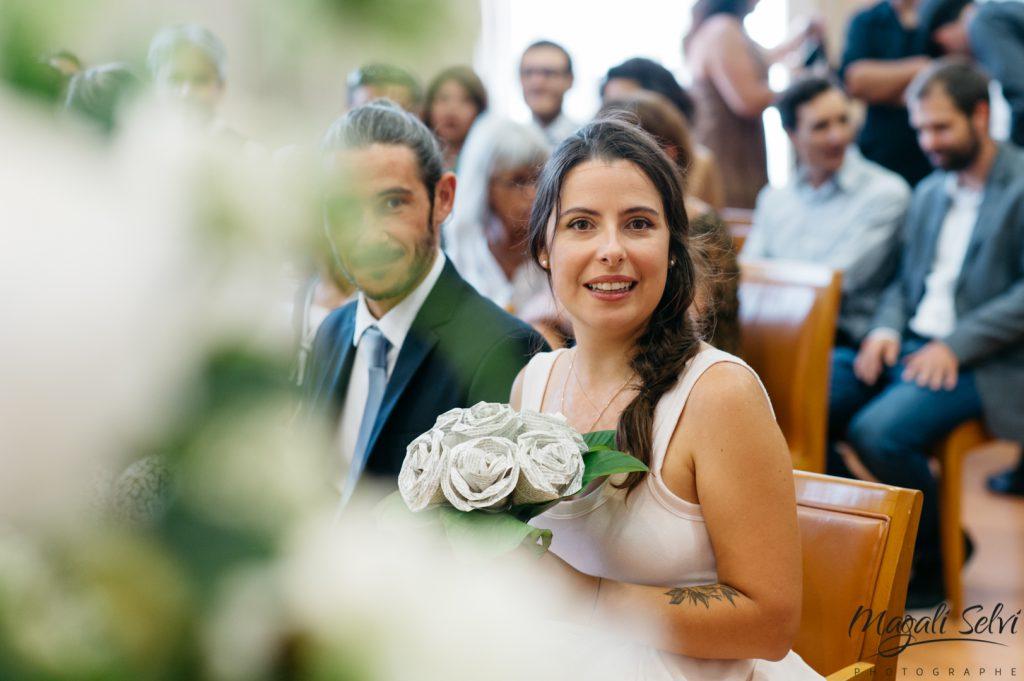 Mariage zéro déchet et récup