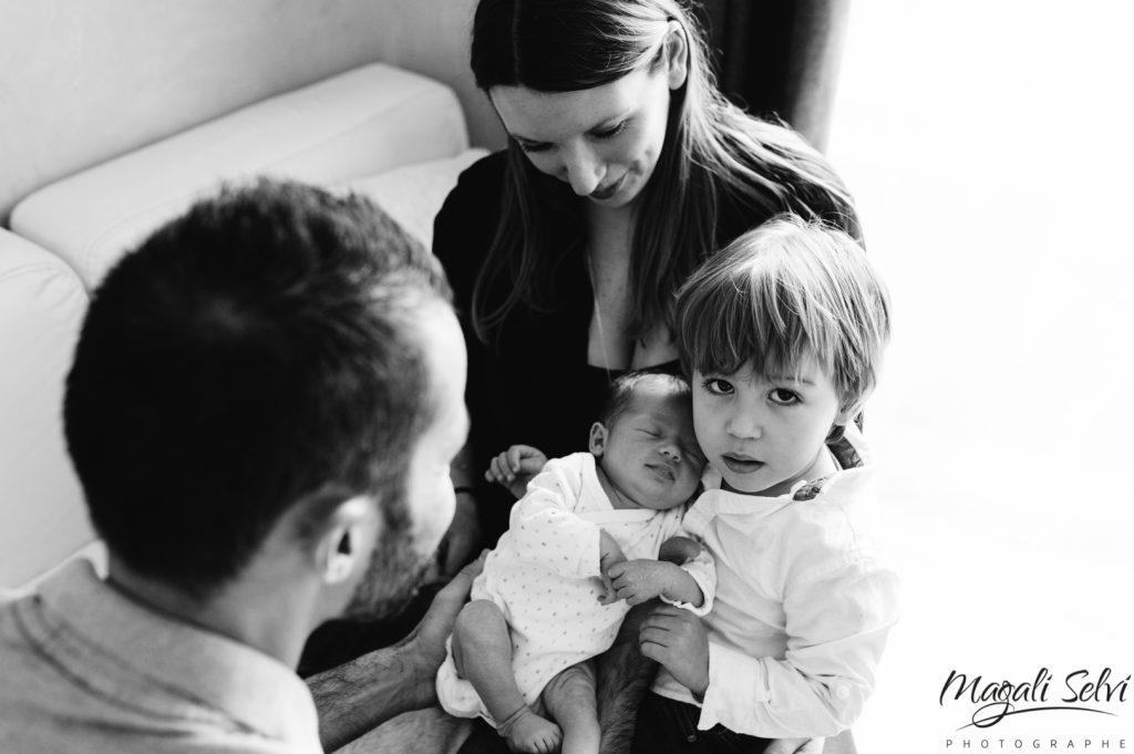 Photo en famille Nice