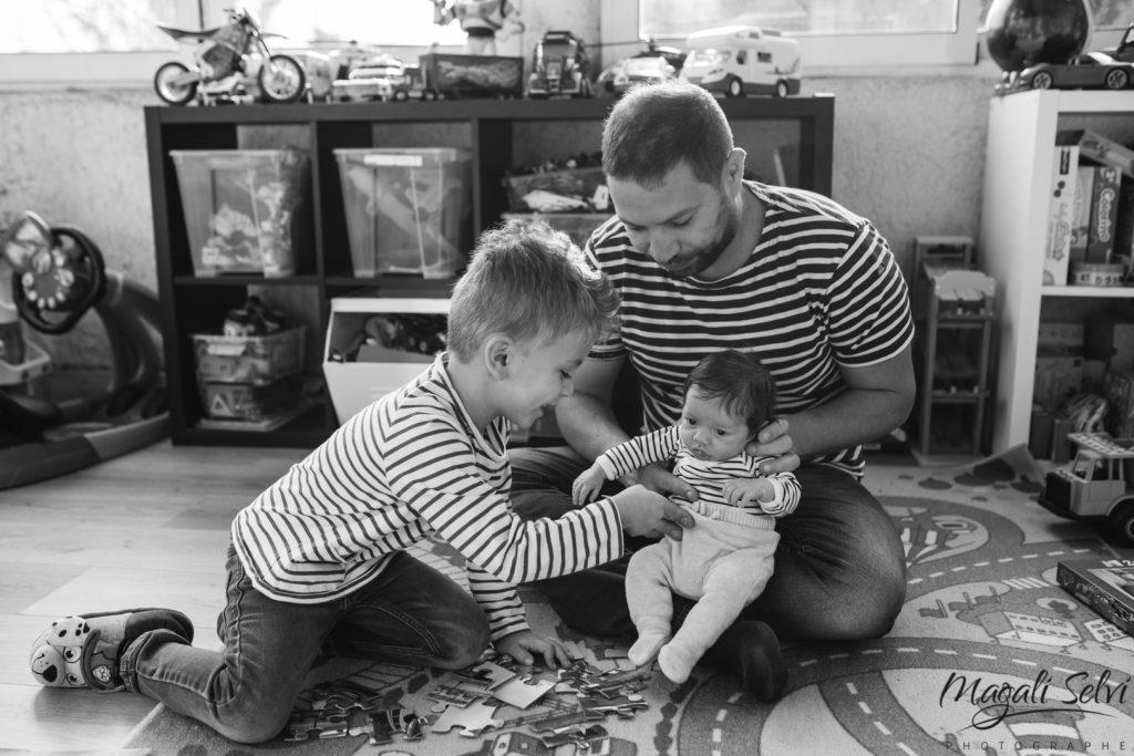 Séance photo enfant et famille Nice