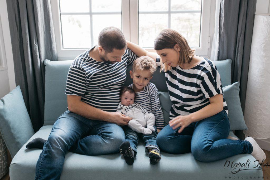 Reportage photo naissance lifestyle Alpes Maritimes