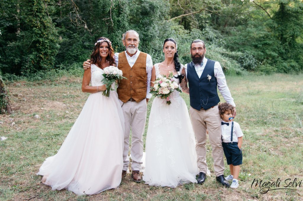 Cérémonie laïque mariage la colle sur loup