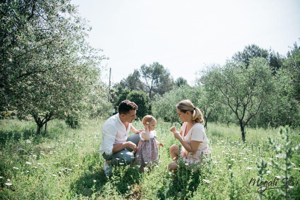 Reportage photo famille photographe Alpes Maritimes