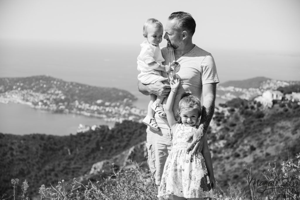 Reportage photo famille alpes maritimes