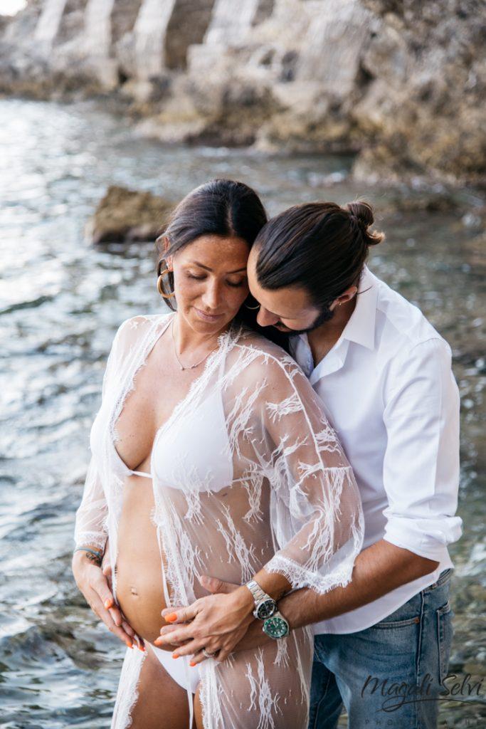 Photographe grossesse et naissance alpes maritimes